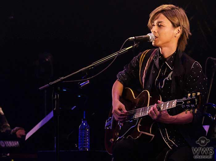 AKIHIDE、7月5日にマイナビBLITZ赤坂で行われた「AKIHIDE MUSIC THEATER -Electric Wonderland-」公演のライブレポート!