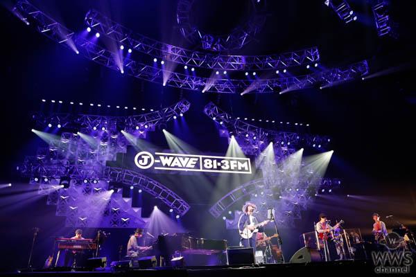 【写真特集】シンガーソングライター・大橋トリオが登場!<J-WAVE LIVE SUMMER JAM 2018 >