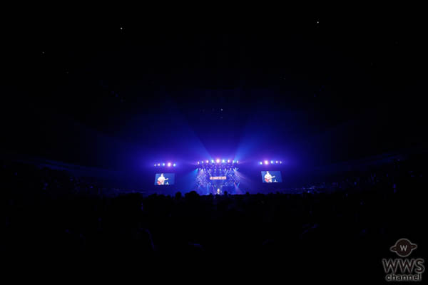 【ライブレポート】秦基博、優しい歌声で会場を優しく包み込む!演奏中アクシデントも!?<J-WAVE LIVE SUMMER JAM 2018 >