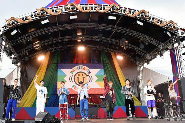 FANTASTICS 中尾翔太の魂を込めパフォーマンスを披露! 訃報公表後 初ステージで「9人でFANATSTICS」