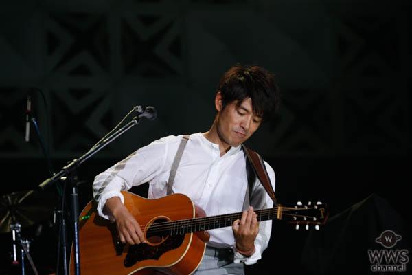 【写真特集】NakamuraEmiが2日目トップバッターで登場!12000人のオーディエンスを魅了!<J-WAVE LIVE SUMMER JAM 2018 >