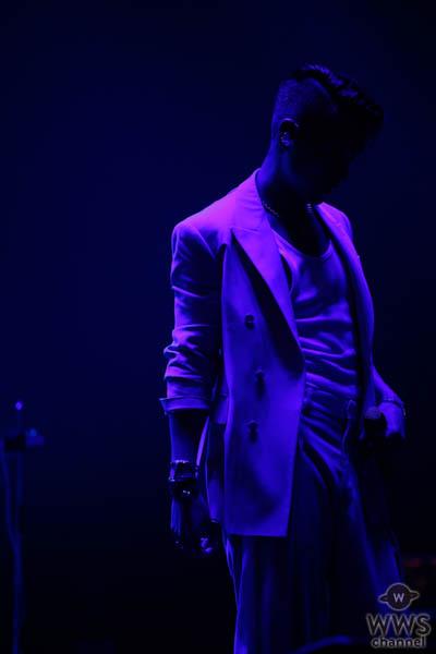 【ライブレポート】今市隆二(三代目J Soul Brothers from EXILE TRIBE)が3回目のJ-WAVE LIVE出演!セクシーな歌声で11,000人の観客を魅了!<J-WAVE LIVE SUMMER JAM 2018 >