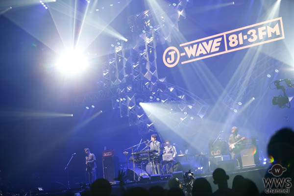 オープニングアクトにOfficial髭男dism、人気のドラマ主題歌も披露!!<J-WAVE LIVE SUMMER JAM 2018 >