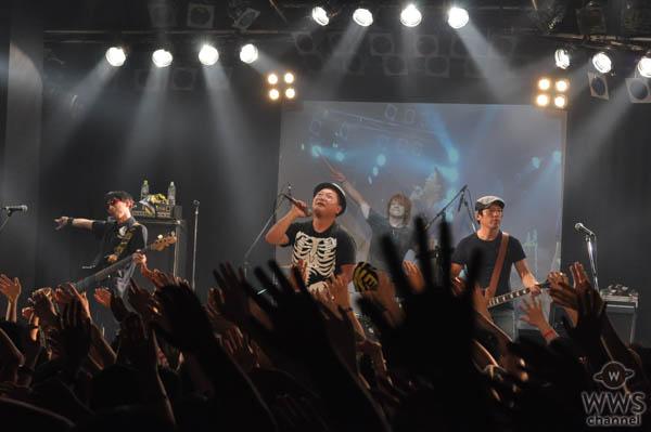 【ライブレポート】ロックバンド・NICOTINE(ニコチン)がトリで CALDERA SONIC(カルデラソニック)に登場!渾身のメタルサウンドでオーディエンスを 圧倒!