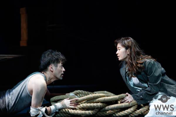 篠原涼子が13年ぶりの大胆熱演!舞台『アンナ・クリスティ』本日開幕!
