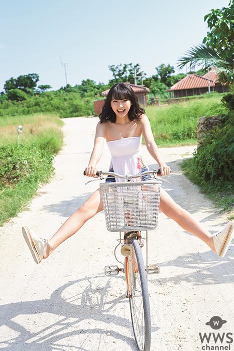 武田玲奈と旅気分! 21歳の誕生日に待望の1stフォトブックを発売!!「私が感じたものを体験してほしい」