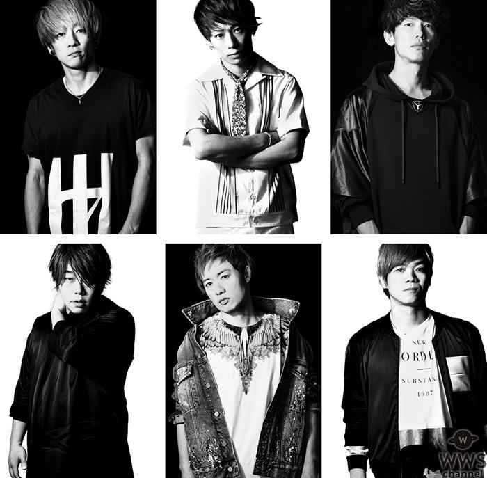 UVERworld 9年ぶりのベストアルバムデイリー2位、渋谷騒然(?)街中を周遊したLINE LIVEでは約23万人が視聴!