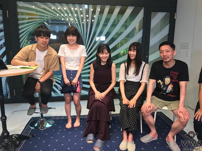 セブンティーンモデル・久間田琳加、JCファンにベタ惚れ。「今日一緒に帰る?(笑)」