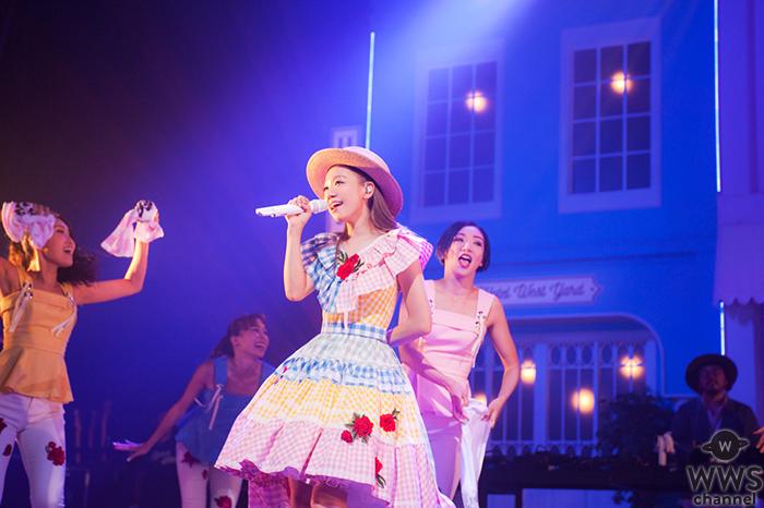 西野カナ10周年全国ツアーで10変化!ワンマンライブ47都道府県も達成!