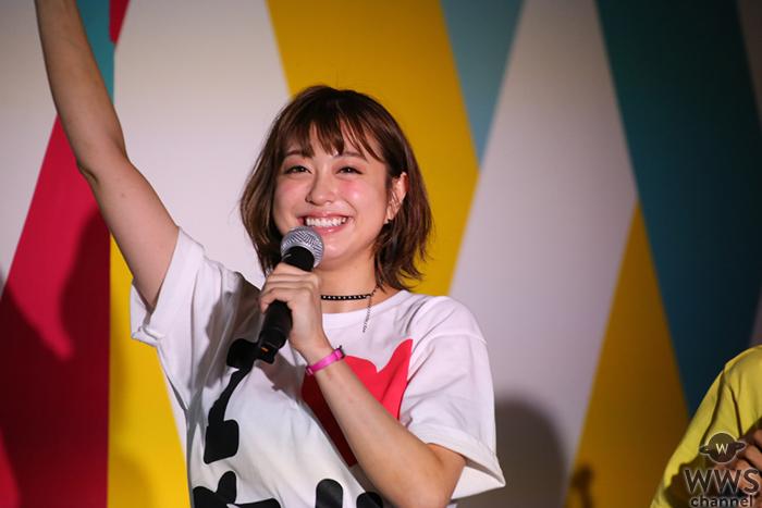 大川藍、ファンイベントを開催。元アイドリング!!!朝日との思い出は「朝日家へのお泊り」