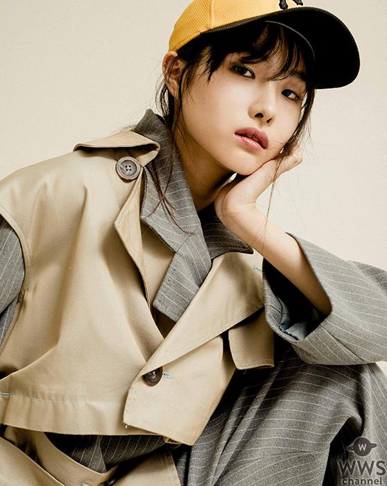 『ONE CHANCE』の平野沙羅が雑誌『NYLON JAPAN』にモデルとして登場!