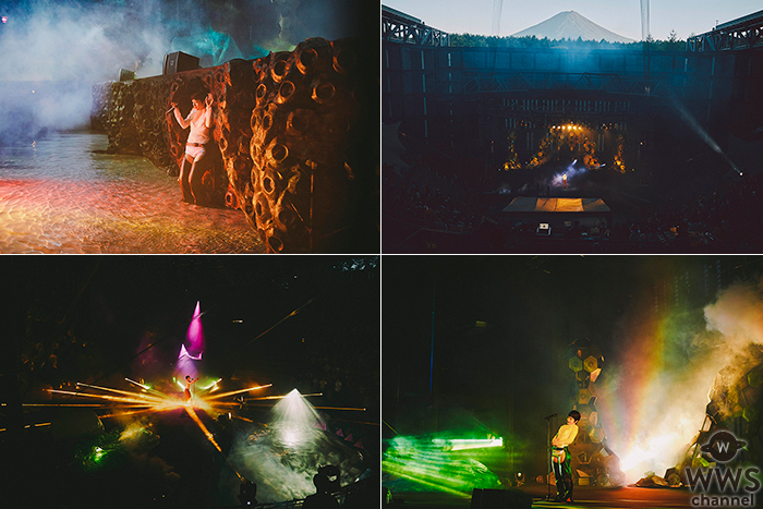 水曜日のカンパネラ、2018年初のワンマンライブは富士の大自然で絵の中の世界のような幻想的なパフォーマンスで観客を魅了!