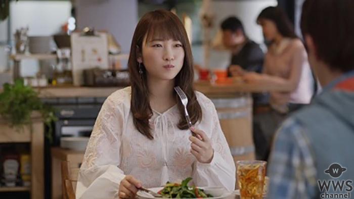 オリックスグループ入社4年目社員として女優・川栄李奈が始球式に今年も登板
