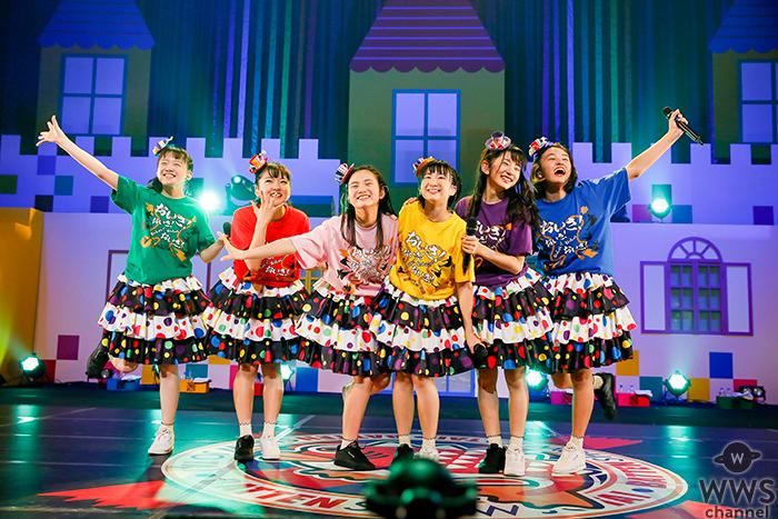 ばってん少女隊、3周年の旗揚げ記念公演で福岡凱旋!新曲を披露!