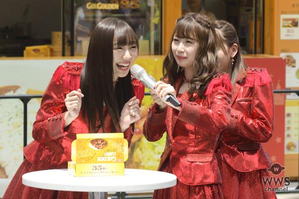 SKE48・高柳明音、食レポ中に即興ライブ開催!?「TBS夏サカス2018」オープニングイベントに登場!!