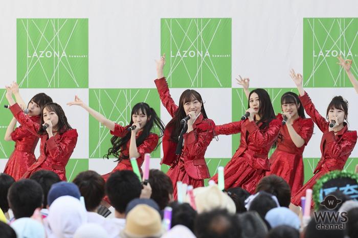 【オフィシャルレポート】SKE48・斉藤真木子「SKE48の勢いをここで証明できるように!」SKE48がラゾーナ川崎プラザにてリリースイベントを実施!