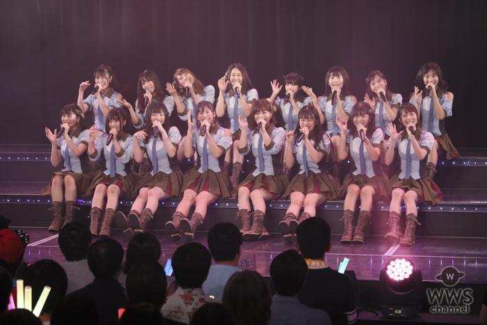 【オフィシャルレポート】選抜総選挙で大健闘!SKE48・チームKⅡ新公演「最終ベルが鳴る」初日公演レポート!