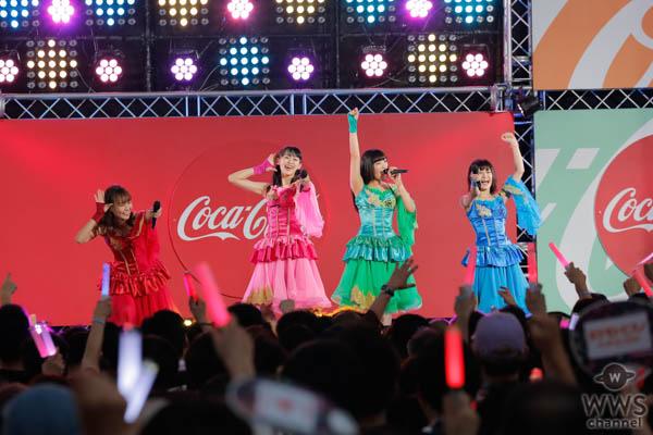 ラストアイドル、 3rdシングル表題曲「好きで好きでしょうがない」  本日テレ朝・夏祭りにて初パフォーマンス!
