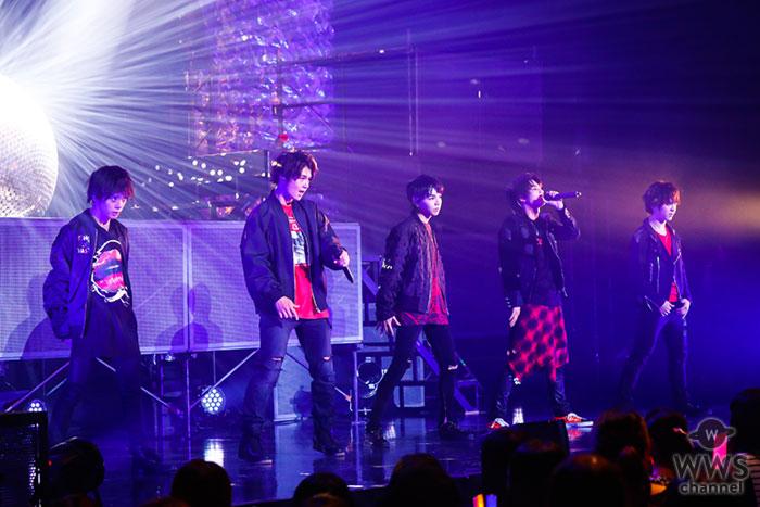 BLACK M!LK、ライブ後にM!LK5人でのラストパフォーマンスをLINE LIVEで配信!山﨑悠稀「M!LKは僕の宝物!」