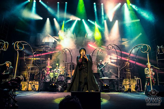 BUCK-TICK、デビュー30周年を飾る全国ツアーが超満員の国際フォーラムでフィナーレ!!