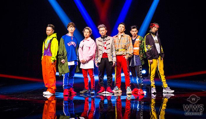 DA PUMP、『U.S.A.』がYoutube遂に2,100万再生超え! Apple Music トップソング1位・Billboard JAPAN Streaming Songs1位!テレビ大型歌番組も続々出演決定!