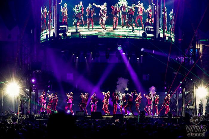 EXILE、約2年半ぶりとなったライブの舞台裏を 「スッキリ」が完全独占密着!7月20日(金)にオンエア!!