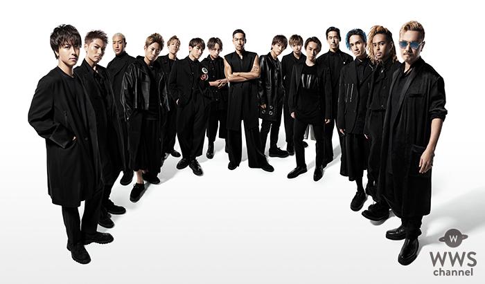 今週アルバム発売のEXILE、初のLINE LIVE配信が緊急決定! EXILE TRIBE LINEでのLINE LIVE配信は初!!