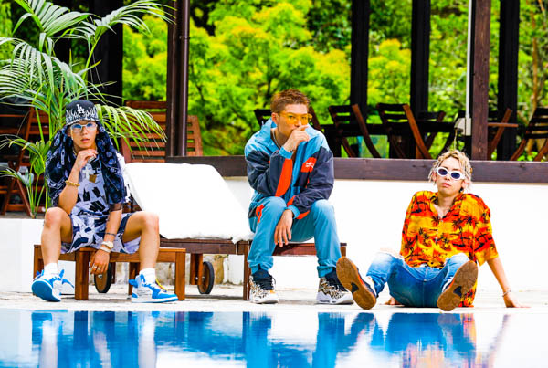 SALU、LDH MUSIC移籍第1弾シングル「Good Vibes Only feat. JP THE WAVY, EXILE SHOKICHI」のMVが解禁!
