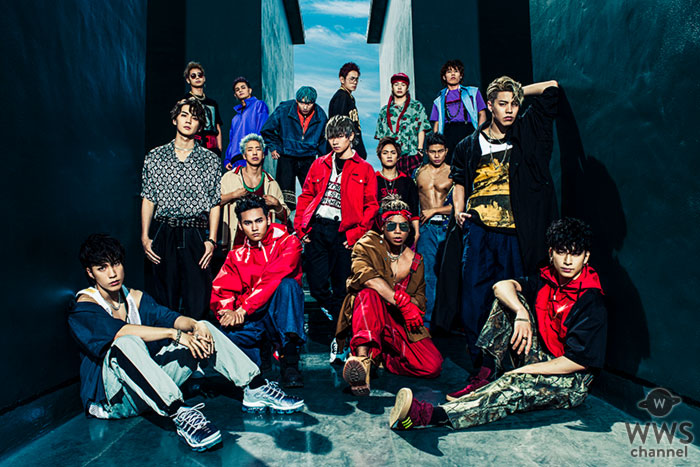THE RAMPAGE from EXILE TRIBE流の応援歌!「BREAKING THE ICE」本日配信開始!!
