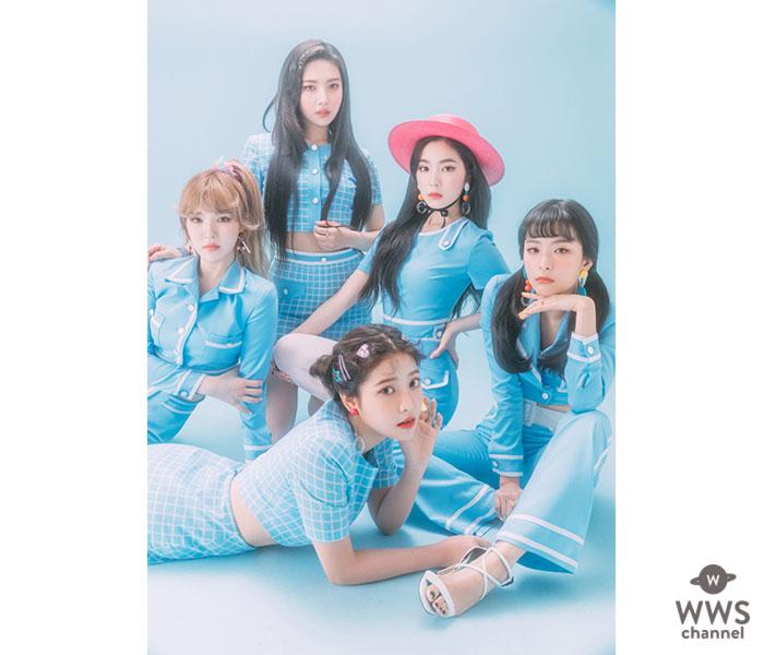 韓国人気ガールズグループ「Red Velvet」JAPAN 1st mini Album「#Cookie Jar」リリース!各チャートを席巻中!!