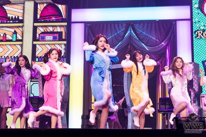 1万人規模で開催されたRed Velvet日本初となる単独ライブの模様をWOWOWでいよいよ7月22日(日)放送!!