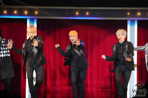 EXO-CBX、記念すべき初のアリーナツアーから横浜アリーナ公演の模様をWOWOWで独占放送決定!