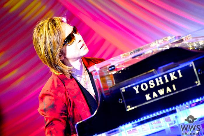 過去最多公演数・過去最高競争率のYOSHIKIプレミアムディナーショー 「EVENING WITH YOSHIKI 2018」 7 公演が感動の閉幕!!