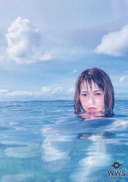 SCANDAL HARUNA がファースト写真集「SOMEWHERE」で初水着を披露!「今後の目標は結婚や出産をしても音楽活動を継続すること」