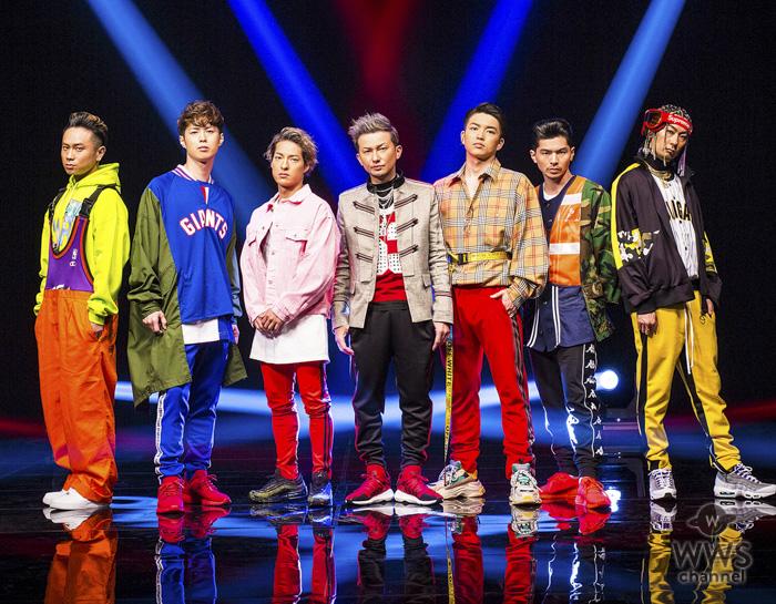 DA PUMP、待望のワンマンライブ「LIVE DA PUMP 2018 THANX!!!!!!!」をWOWOWで独占生中継!