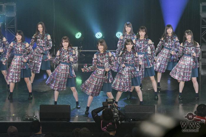 けやき坂46が「TIF」単独初出場で熱狂的パフォーマンス!