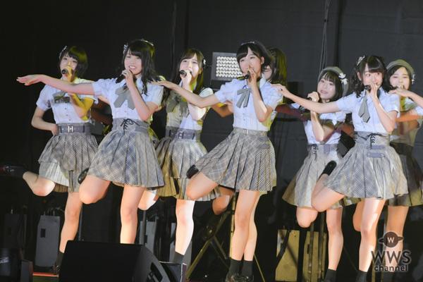 AKB48 Team8が「@JAM EXPO 2018」に出演!48グループのトップバッターで『蜂の巣ダンス』『思春期のアドレナリン』を爽快パフォーマンス!!
