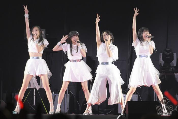 【ライブレポート】東京女子流が『@JAM EXPO 2018』に出演!『深海 -Hi-ra Mix-』を含む4曲を披露!