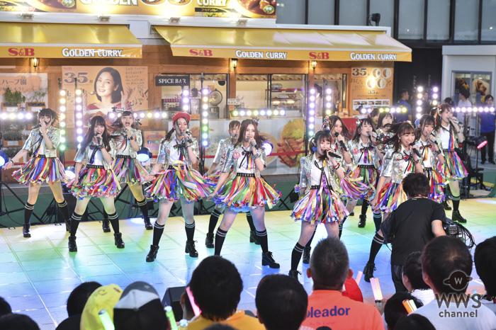SKE48が夏の集大成ライブ開催!過ぎ行く夏を駆け抜けるセットリスト!!最後にはあの曲も!?<SKE48 ゼロポジサマーフェスティバル IN 夏サカス>
