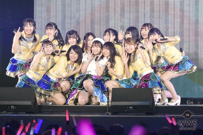 SKE48・大場美奈がランクインコンサートであのコントを披露!?「本当可愛くてすいません」<AKB48グループ感謝祭>