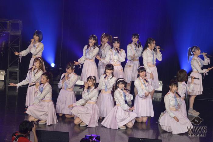 NGT48が「TIF2018」に出演!満場のコールで『Maxとき315号』を爽やかに歌う!!