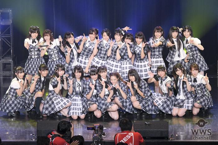 ラストアイドルファミリーが「TIF2018」に集結!最新シングル『好きで好きでしょうがない』を披露!!