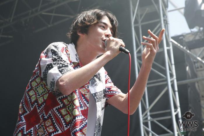 【ライプレポート】パノラマパナマタウンが「ROCK IN JAPAN FESTIVAL 2018」に出演。初日のHILLSIDE STAGEトップバッターとして、堂々のパフォーマンスを披露!