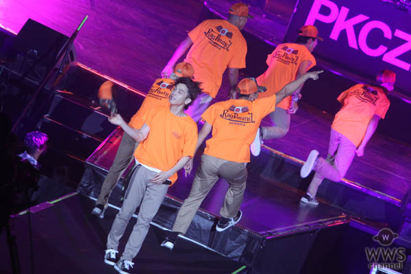 EXILE AKIRA、EXILE TETSUYAら参加の伝説的クランプチーム・®AG POUNDが PKCZ®とコラボで圧巻のパフォーマンス!<DANCE ALIVE WORLD CUP 2018>