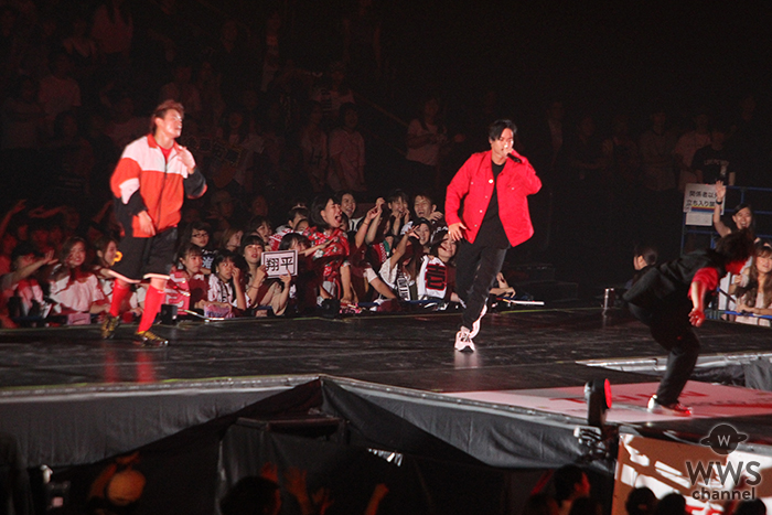 THE RAMPAGE from EXILE TRIBEが圧巻のダンスパフォーマンス!<DANCE ALIVE WORLD CUP 2018>