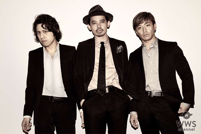 w-inds.龍一在籍の異色の3ピースバンド、ALL CITY STEPPERSの約4年振りとなる2ndアルバムのリリースが決定!!