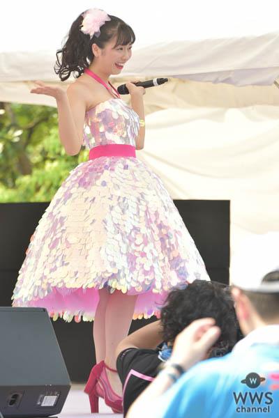 【写真特集】佐々木彩夏(ももいろクローバーZ)が『TOKYO IDOL FESTIVAL 2018』に出演!