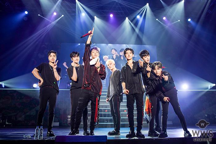7人組ボーイズグループiKON、 【iKON JAPAN TOUR 2018】が福岡にて開幕!3日間で3万2,000人が熱狂!!