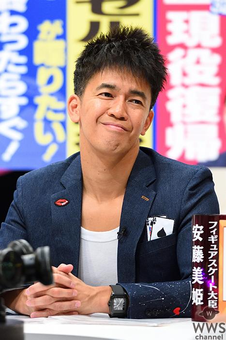 武井壮が日本ボクシング連盟騒動で持論「選手たちも勉強不足」
