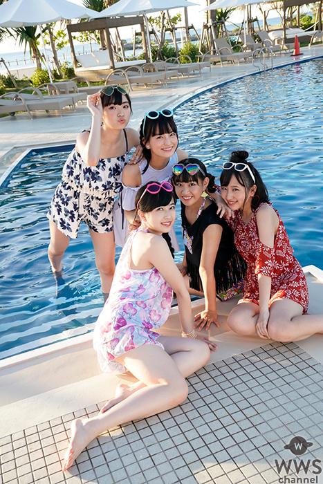 """たこやきレインボー1st写真集発売決定! """"たこ虹""""が沖縄で過ごした夏休み、「最高の思い出が詰まっています!!」"""